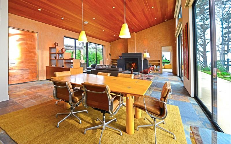 Expansive Open Floor Plan