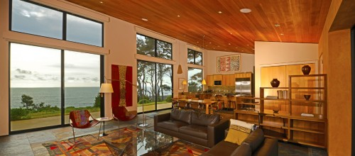 Vaulted Wooden Ceilings